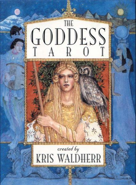 Goddess Tarot Deck (78 cards; 3-1/2