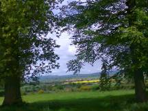 A view across Herefordshire