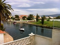 canals in Empuriabrava