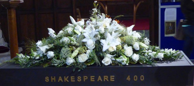 400 years Floral Tribute