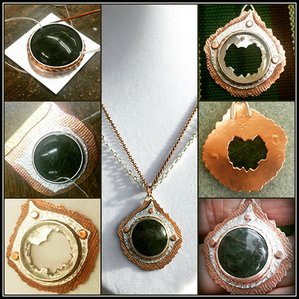 Making a pendant from scratch