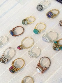 Rings by Heaven Lane Creations