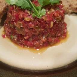 Beet & Leek Tapenade (W/ Video Breakdown)