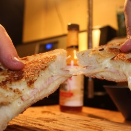 Adult Grilled Cheese: No Wrong Way To Eat A Sandwich