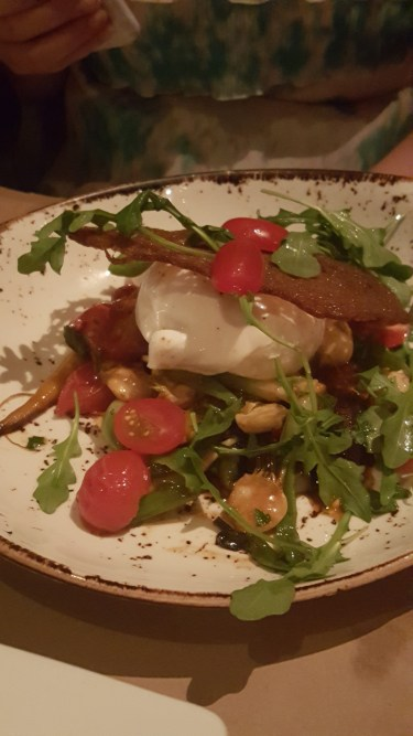 The Burrata Salad