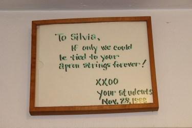 Silvia Thank You