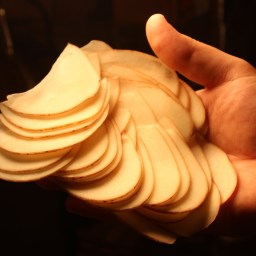 Homemade Potato Chips: What A Great Snack Food!