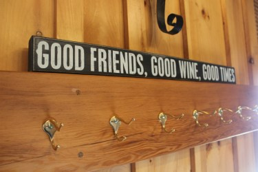 Friends + Wine = Good Times