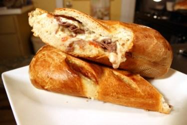 Big Sandwich... Delicious