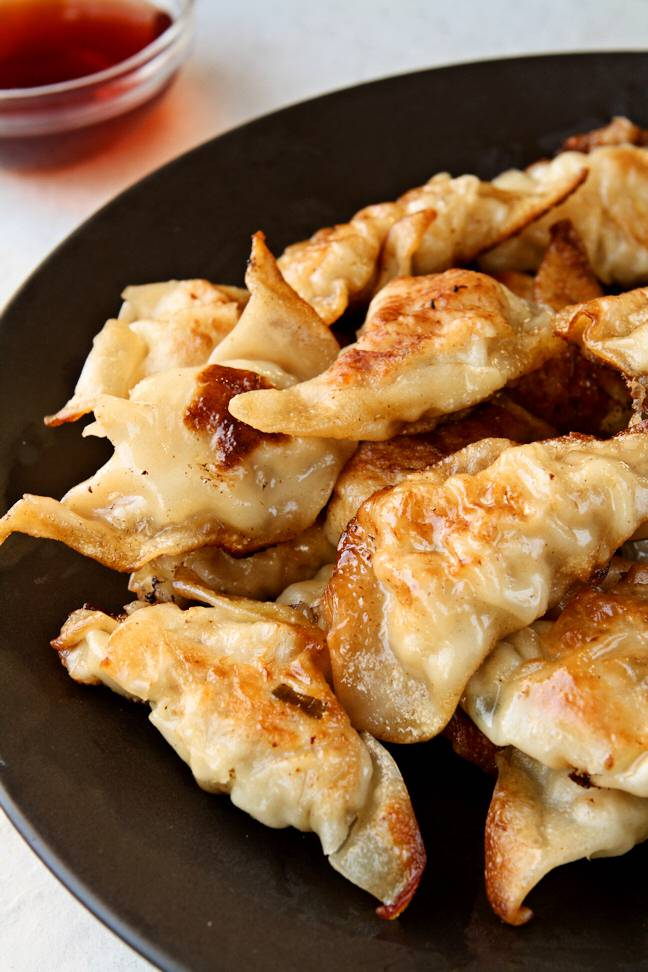 Chinese Pork Dumplings 1