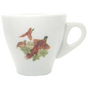 Wild Birds Espresso Cup Set   Very cool set of espresso cups! Dishwasher, microwave and even freezer safe. Perfect for gift-giving.   heavenlyhomecooking.com