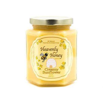 Creamy Sunflower
