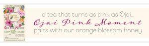 Organic ojai pink tea heavenly honey