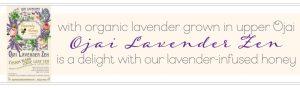Ojai Lavender Zen Custom Blend tea