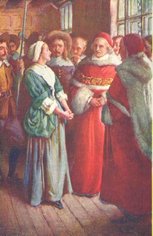 elizabeth bunyan pleading