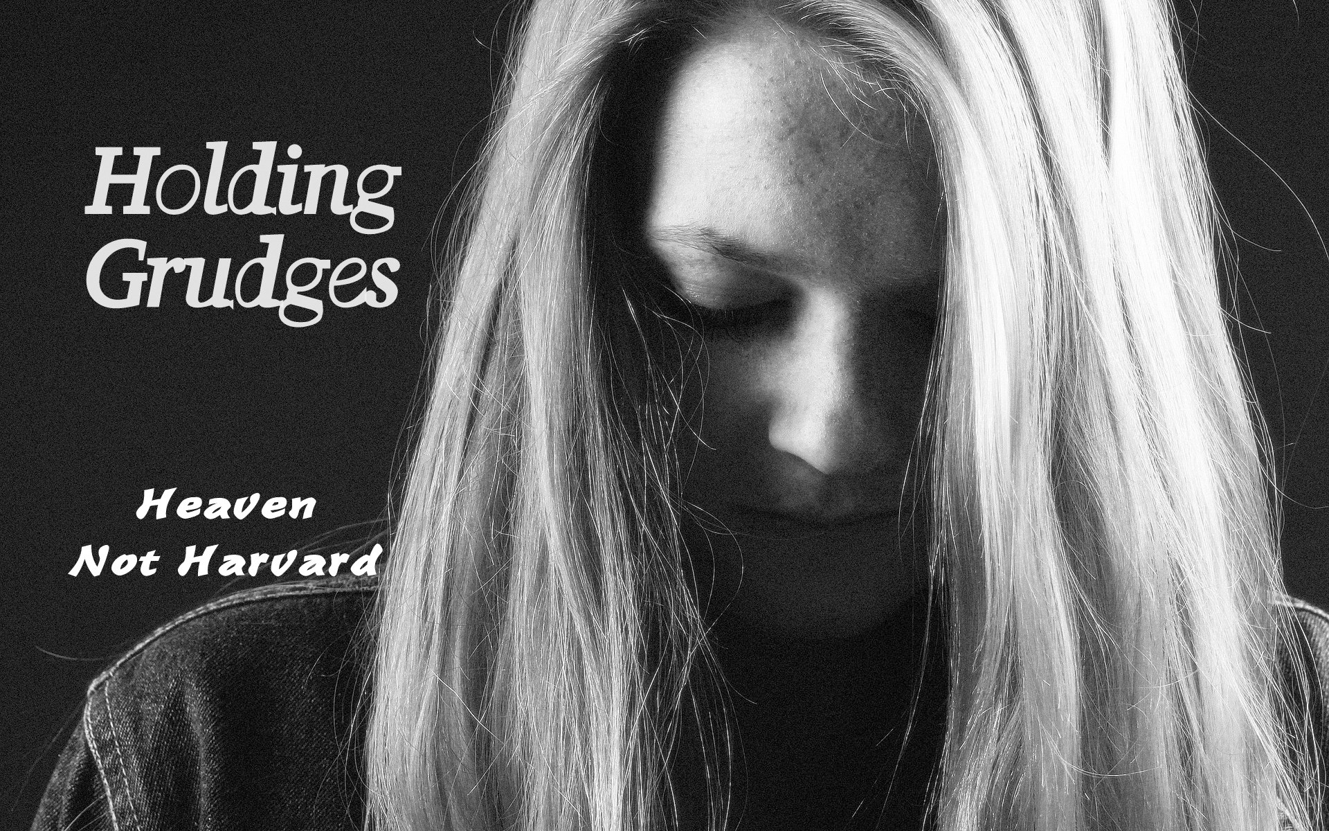 Are you holding grudges? Is there a hurt you can't let go? What does the Bible say about moving past those rejections to forgiveness?