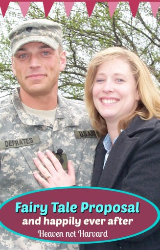 "Eleven years ago today, I got pulled over by the sheriff. I couldn't imagine how one ""traffic stop"" would change my life with a soldier's fairytale proposal."