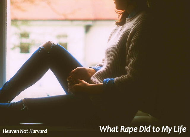 What Rape Did to My Life