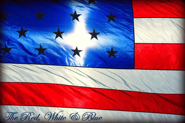 """Red, white & blue are the colors of the day. Flags will wave more today on American soil than any other day of the year. And every country music station will be streaming """"I'm proud to be an American."""""""