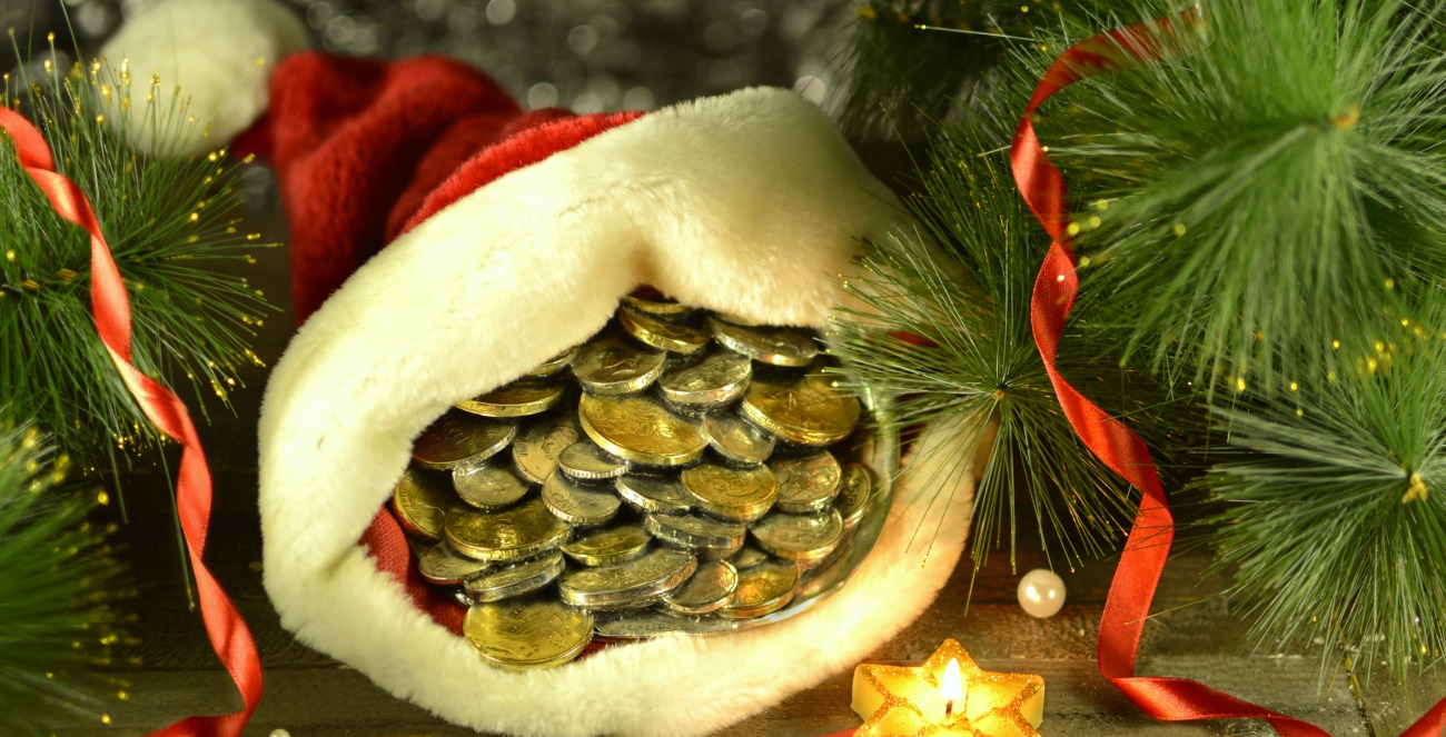 Image result for christmas money