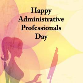 Happy Administrative Day