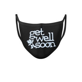 Get Well Soon Mask