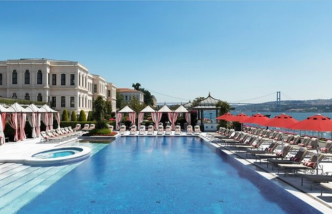 FOUR SEASONS HOTEL ISTANBUL AT THE BOSPHORUS 6