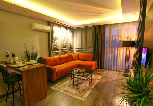 THE PLACE SUITES ATASEHIR 2