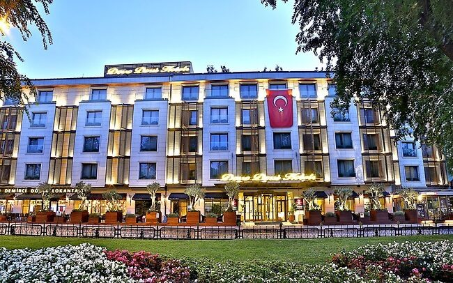 The Dosso Dossi Hotels & Spa Downtown Fatih ISTANBUL 2