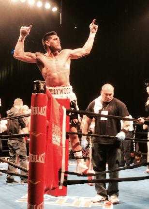 Hollywood Mike Jimenez finds a new way to win