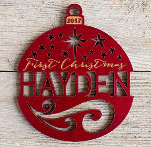 21 Best Personalized Christmas Ornaments 2019 Heavy Com