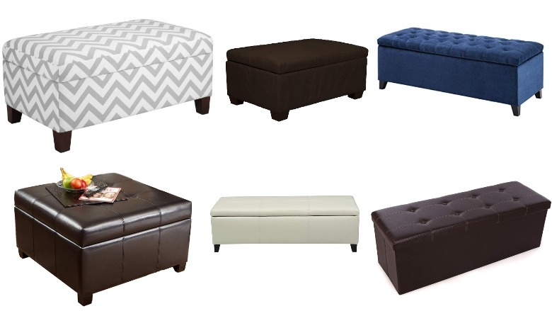 10 best large storage ottomans your easy buying guide