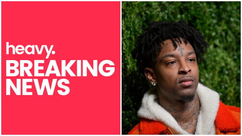 Arrested By Ice Facing Deportation Memes About 21 Savage Are Rampant Explicit Video Heavy Com