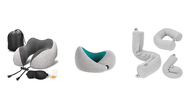 15 best memory foam travel pillows for any budget