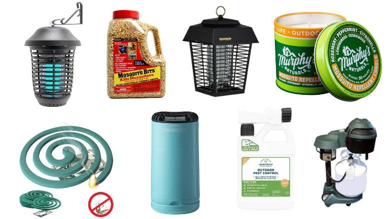 21 best mosquito repellents for yard patio updated