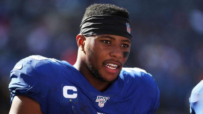 Giants pick up Saquon Barkley's fifth-year option