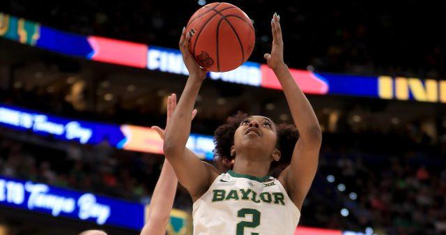 Baylor Kansas Women's basketball watch