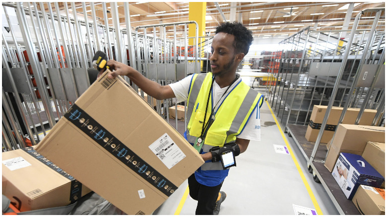 Amazon Hiring Getting A Job During Coronavirus Outbreak