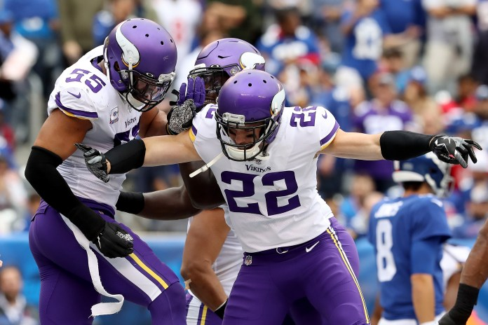 Harrison Smith of Minnesota Vikings
