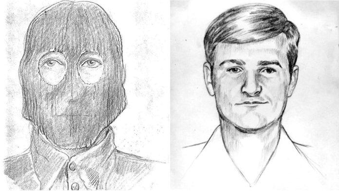 East Area Rapist Composites
