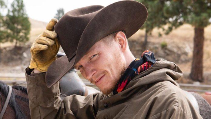 Jimmy on Yellowstone