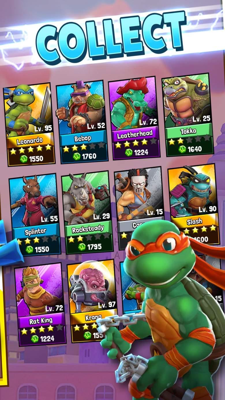 Tmnt Mutant Madness : mutant, madness, TMNT:, Mutant, Madness, Tricks, Heavy.com