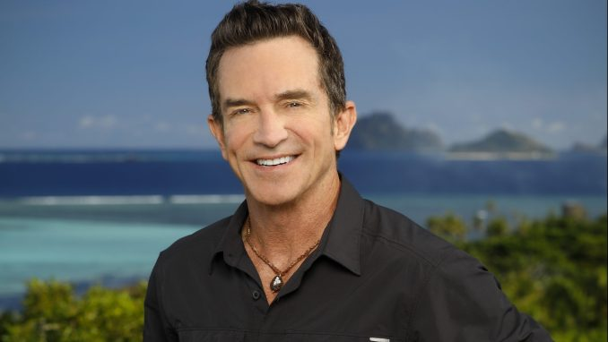 Jeff Probst has hosted Survivor since its inception in 2000.