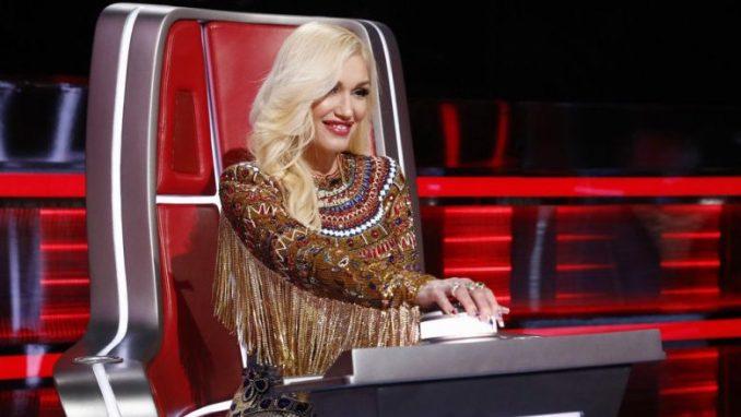 The Voice Gwen Stefani