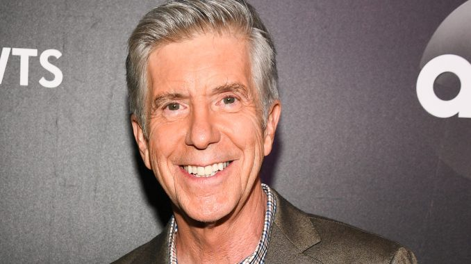 """Host Tom Bergeron arrives at the 2019 """"Dancing With The Stars"""" Cast Reveal"""
