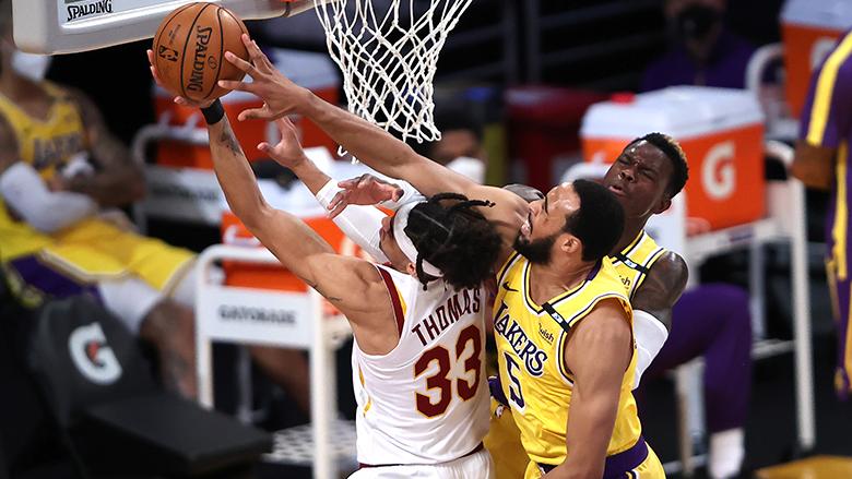 Lakers' Talen Horton-Tucker Addresses Recent Trade Rumors | Heavy.com