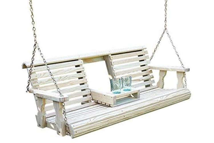 11 best porch swings to relax in outdoors