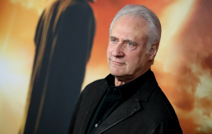 """Brent Spiner attends the premiere of CBS All Access' """"Star Trek: Picard"""" at ArcLight Cinerama Dome"""