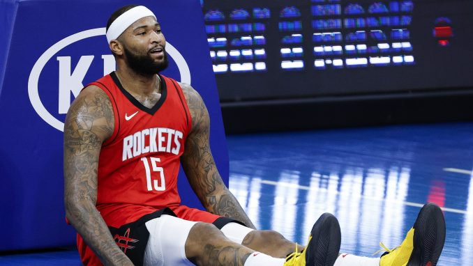 It has been that kind of year for the Clippers' DeMarcus Cousins