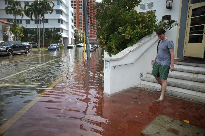 supermoon flooding